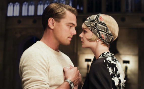 "From ""The Great Gatsby"""