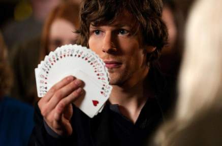 "From ""Now You See Me"""