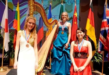 2010 Harp Competition Winners